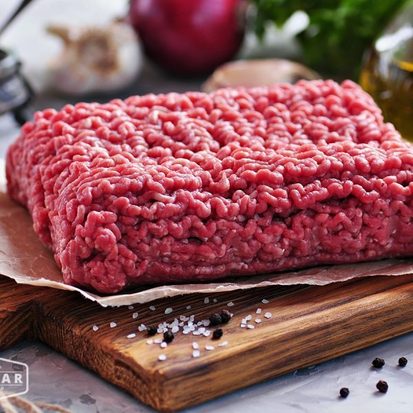 Mince beef – website