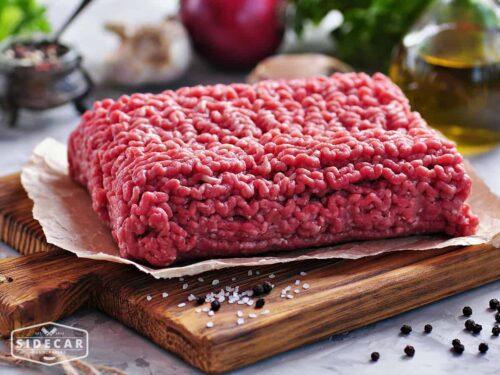 Australian Lean Beef Mince - 500gm