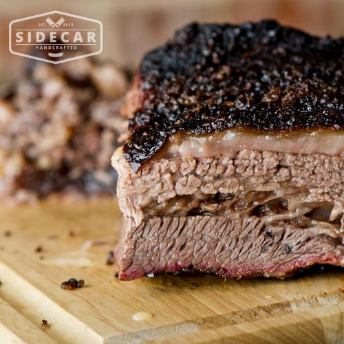 Smoky Beef Brisket - 400gm