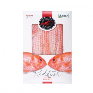 FERGUSON AUSTRALIA Redfish (Bight) 200g Retail IQF