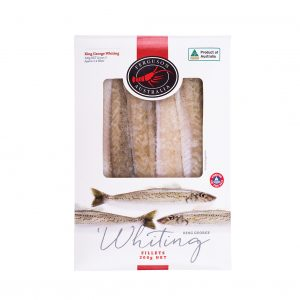 FERGUSON AUSTRALIA King George Whiting 200g Retail IQF