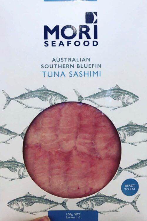 Mori Southern Bluefin Tuna Sashimi - 100g IQF