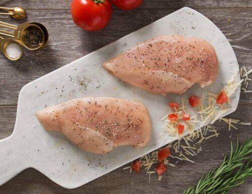 Fresh Organic Lacto Chicken Boneless Breast – 450g